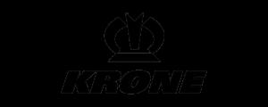 Krone Logo schwarz